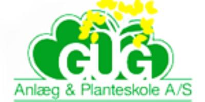 Gug Anlæg og Planteskole's Logo