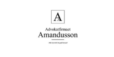 Advokatfirmaet Amandusson's Logo