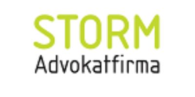 Storm Avokatfirma's Logo