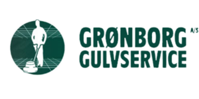 Grønborg Gulvservice's Logo
