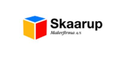 Skaarup Malerfirma's Logo