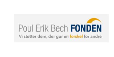 Poul Erik Bech Fonden's Logo