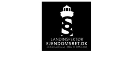 Landinspektør Ejendomsret's Logo