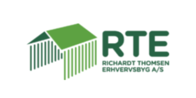 Richardt Thomsen Erhvervsbyg A/S's Logo