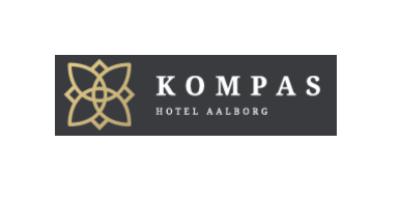 KOMPAS Hotel Aalborg's Logo