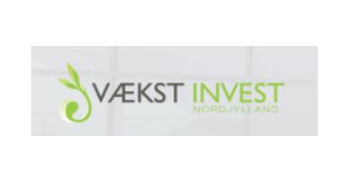 Vækst-Invest Nordjylland's Logo